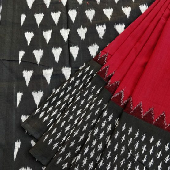 hand woven ikat sarees