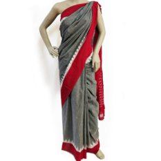 cotton woven ikat sarees
