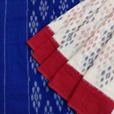 ikat diamond motif sarees