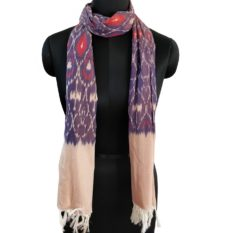 ikat pure cotton stoles