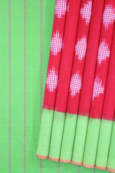 hand woven pochampally ikat sarees (1)