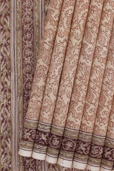 kalamkari print sarees online 10a