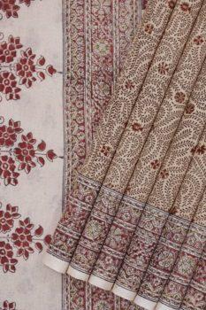 machilipatnam kalamkari cotton sarees 3a