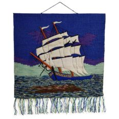 Ghazipur jute wall hangings