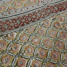 cotton Kalamkari stoles