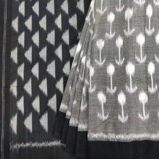 Pochampally Cotton Handloom Sarees Online - GI Tagged