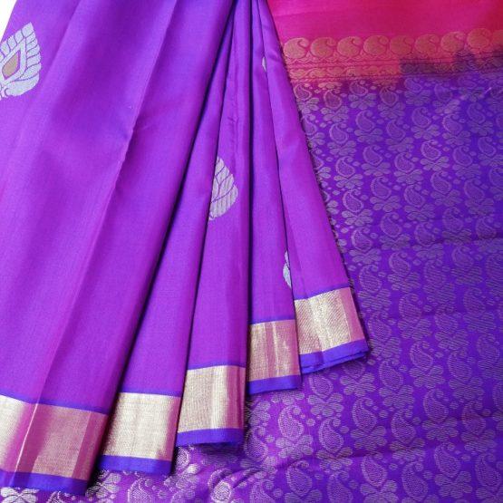Traditional Silk Saree blouse