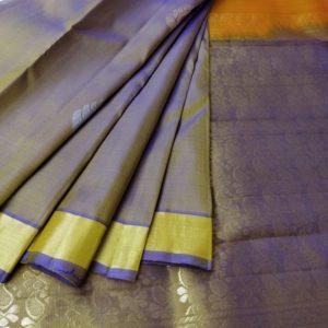 Traditional Pure Silk Saree blouse