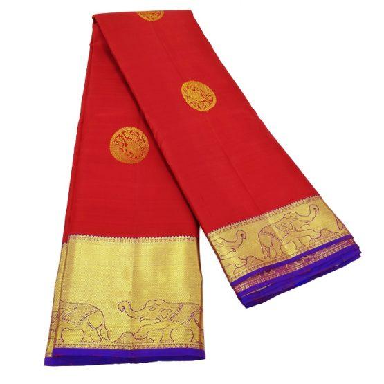Dharmavaram Pure Silk Saree Online