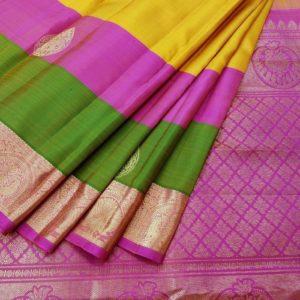 Traditional Pure Silk Sarees