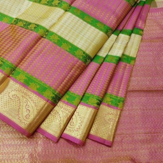 Authentic Silk Sarees