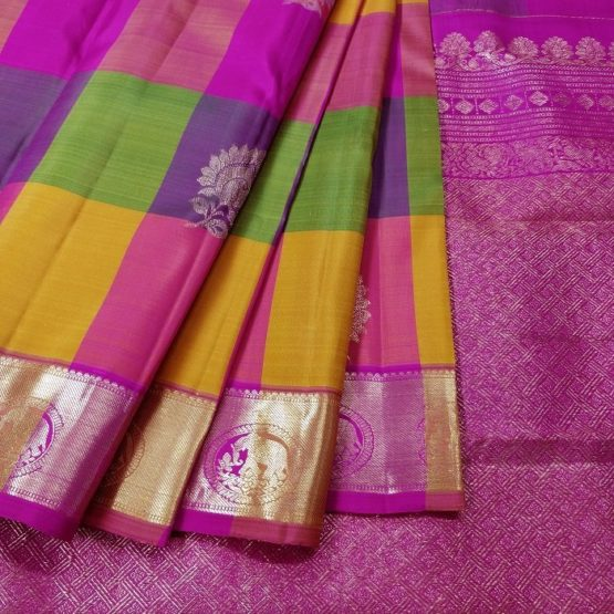 Authentic Pure Silk Sarees