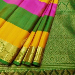 Authentic Dharmavaram Silk Sarees