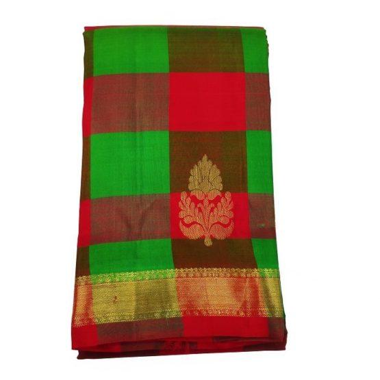 Authentic Dharmavaram Sarees