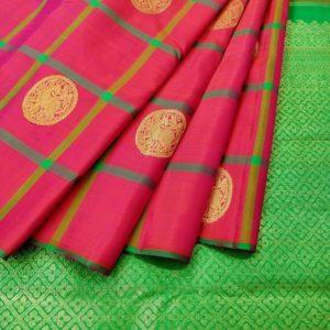 Authentic Wedding Silk Sarees
