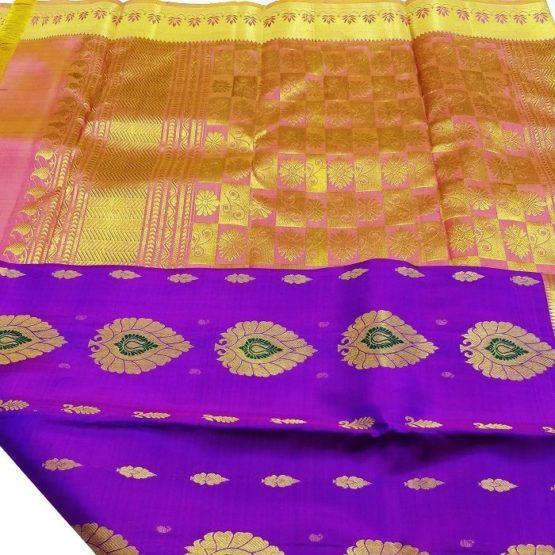 Dharmavaram GI sarees
