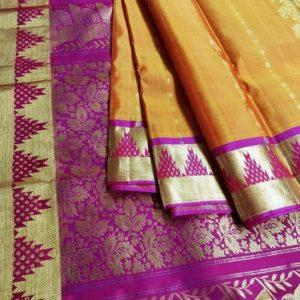 Dharmavaram beautiful saree