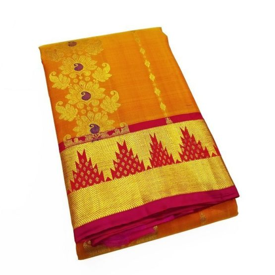 Dharmavaram beautiful saree
