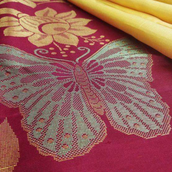 Dharmavaram Pure Silk Sarees