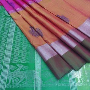Handwoven Silk Sarees