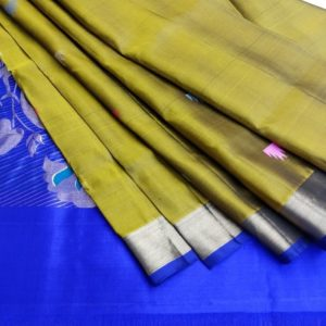 Dharmavaram handwoven Silk Sarees