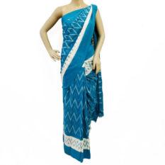 Pochampally Ikat Cotton Saree at Best Price