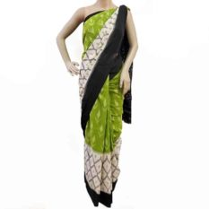 Traditional Indian Saree of Pure Cotton Fabric