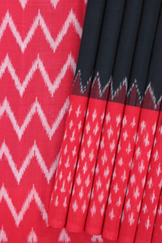 Pure Pochampally Ikat Saree Online (1)