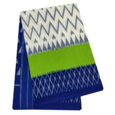 Multi Colour Pochampally Cotton Ikat Saree Online