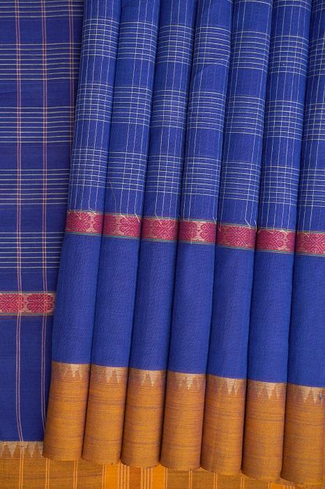 Narayanpet Cotton Saree