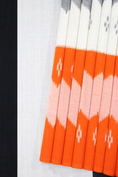Pochampally Sarees with Geometric Pattern Design (1)
