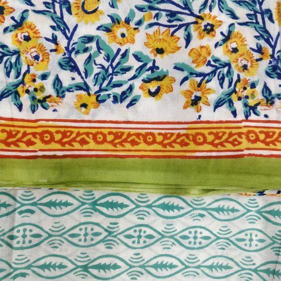 GI tag - Sanganeri Salwar Suit Design