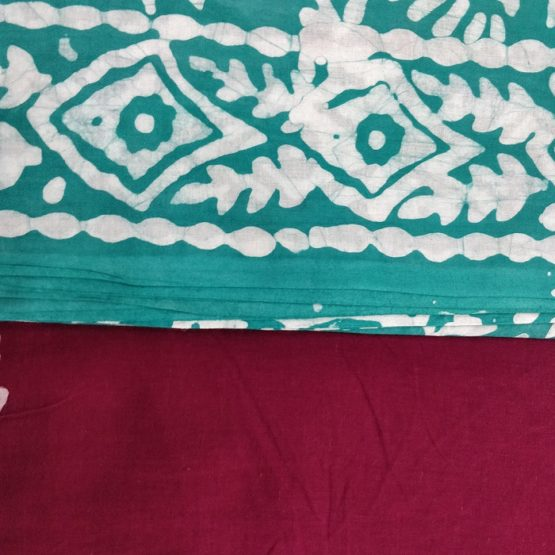 Sanganeri Salwar Suit Design