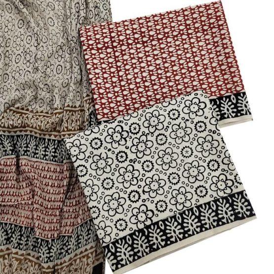 cotton salwar suit piece online