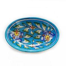 Sky Blue Soap Dish