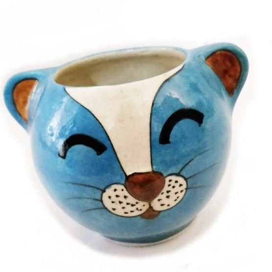 Cat Design Planters Pot