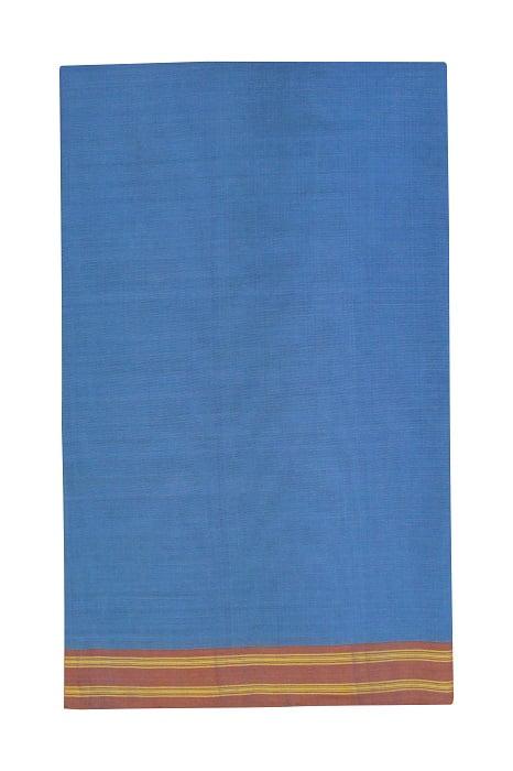 Buy Udupi Saree Blue 5