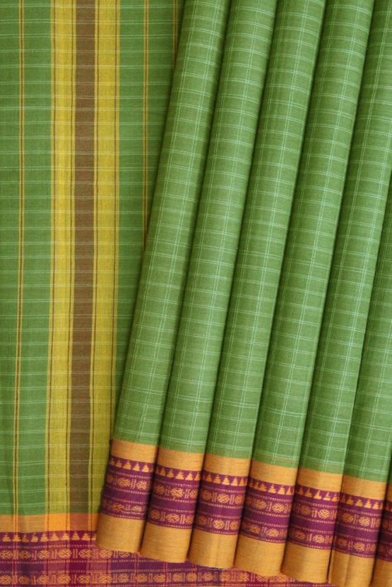 Cotton Saree Online - Gi Tagged (1)