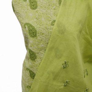 Lucknow Chikankari Dress Material Online