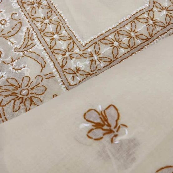 Pure cotton salwar suit of cotton fabric online
