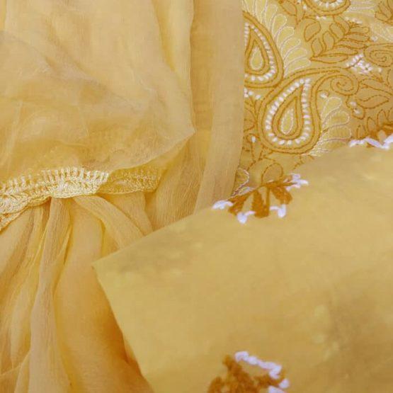 Unstitched Salwar Material