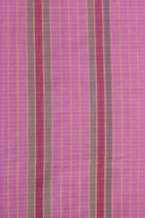 Lavender Pure Cotton Saree Online (2)