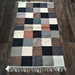 Indian handwoven carpets collections