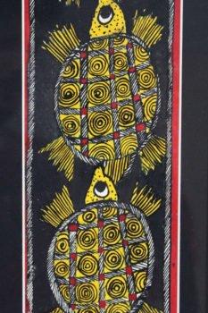 Madhubani Painting Vaastu Kachuva 2