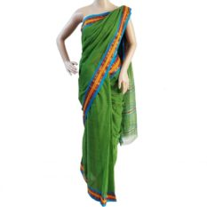 Indian weave cotton sarees