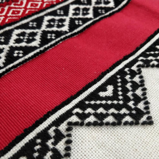 Designer Embroidery on Stole