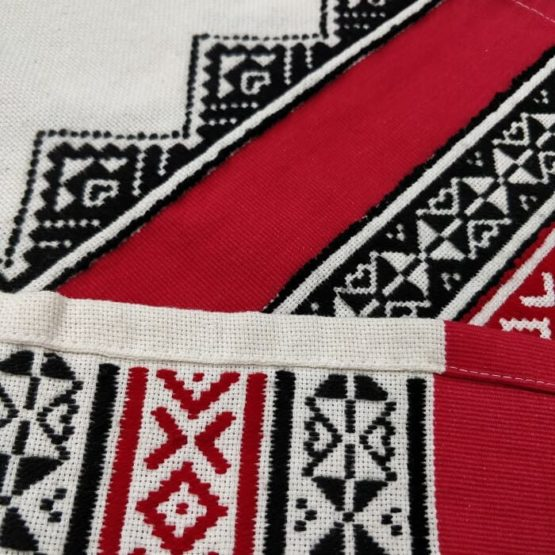 Embroidery on Stole - GI Tag
