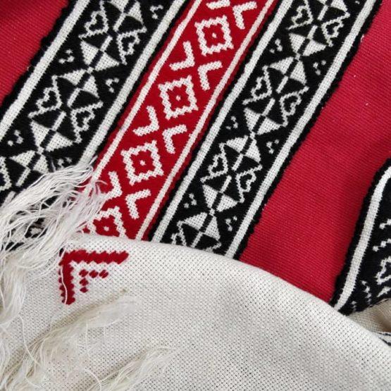 Woolen-Cotton Stole
