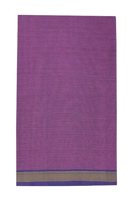 Udupi cotton saree Purple 5