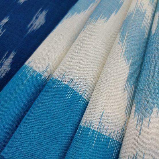 Colorful Beautiful Cotton Saree Online - GI Tagged